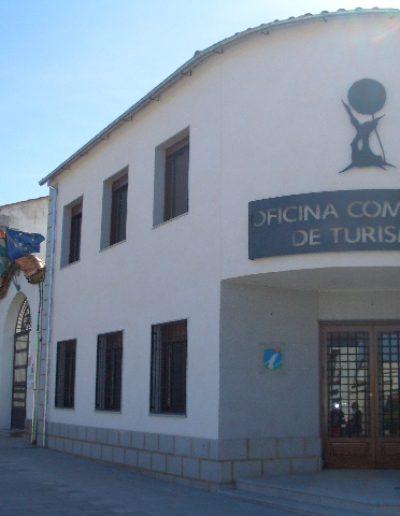 Oficina de Turismo y Mancomunidad