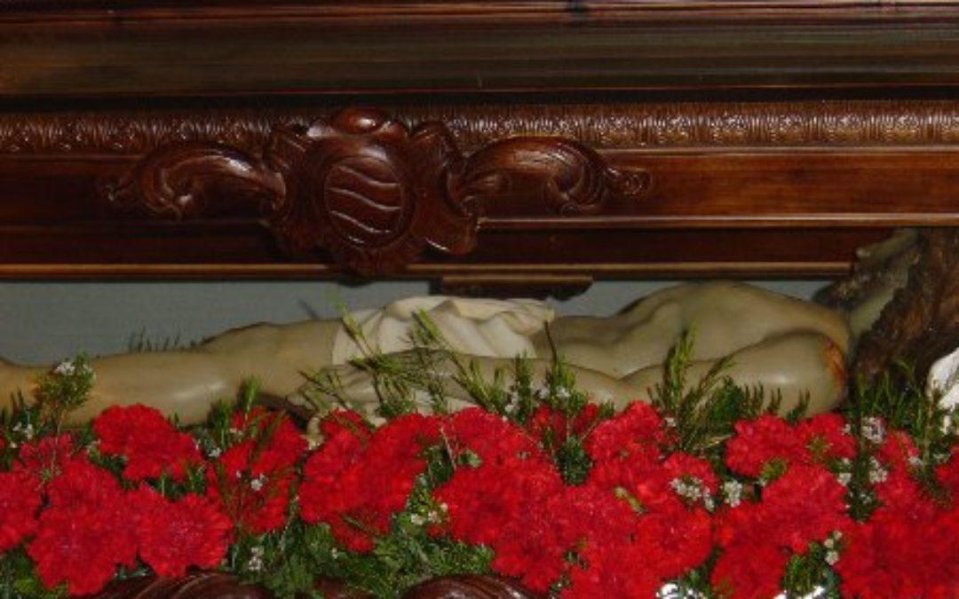 Paso del santo entierro de Alcaracejos