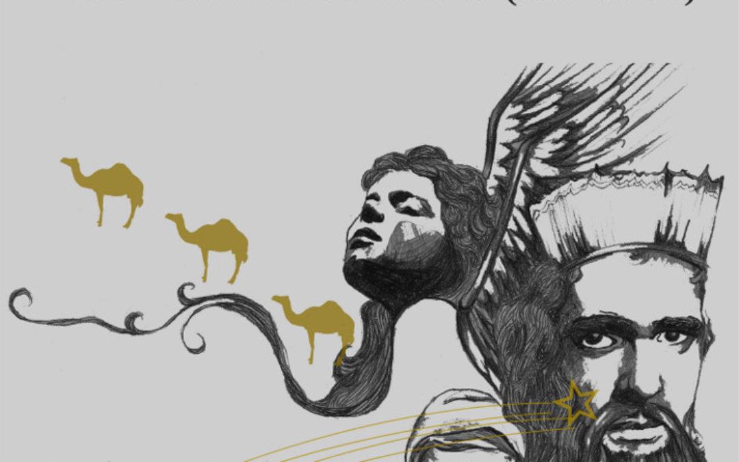 """Cartel de la Representación teatral de """"LOS COLOQUIOS DE LA INFANCIA DE JESÚS"""" 1"""