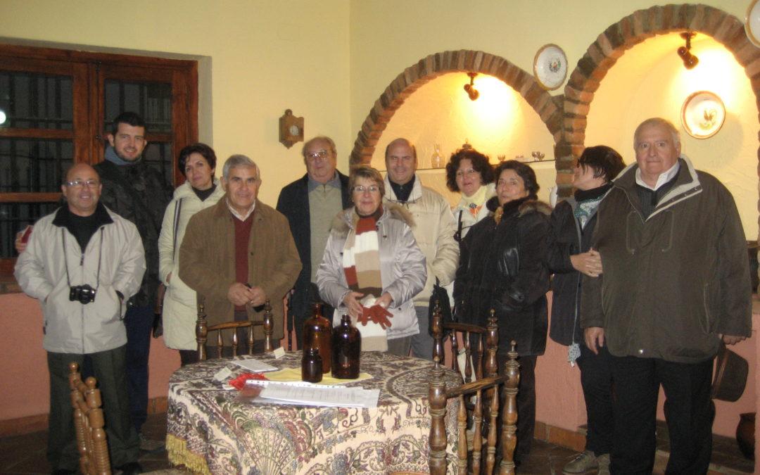 """INTEGRANTES DEL """"CLUB PATRIMONIO"""" VISITAN ALCARACEJOS. 1"""