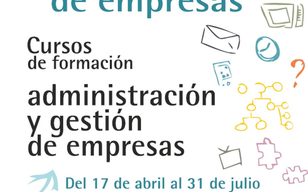 CURSOS DE FORMACIÓN - DIPUTACIÓN