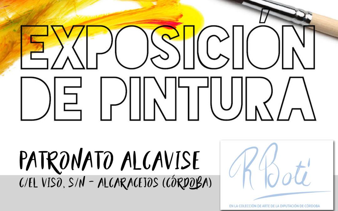 PATRONATO ALCAVISE - EXPOSICIÓN DE PINTURA
