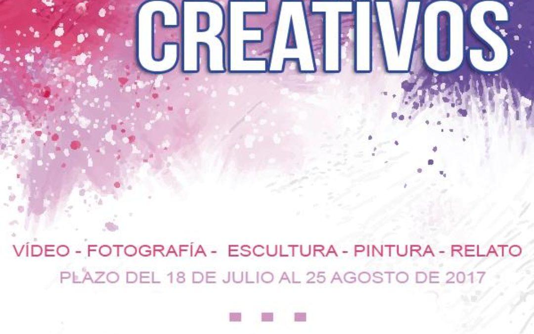 Concurso jóvenes creativos.