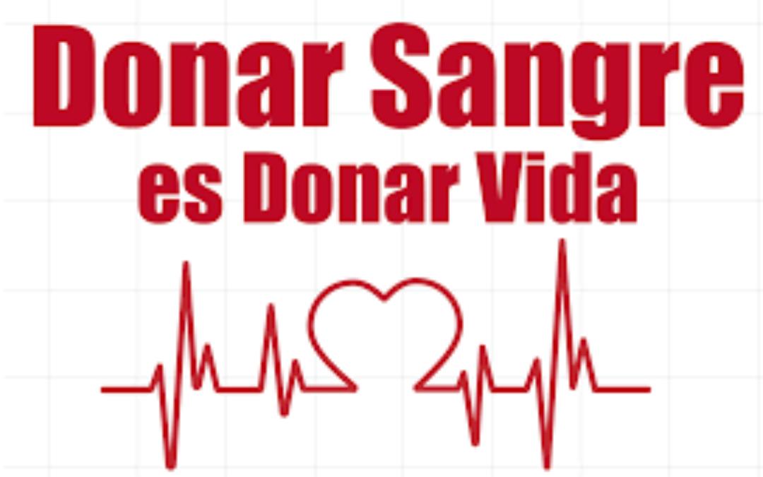 CALENDARIO DONACIÓN DE SANGRE PARA EL AÑO 2018 1