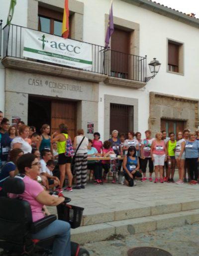 Carrera Solidaria Alcaracejos 1