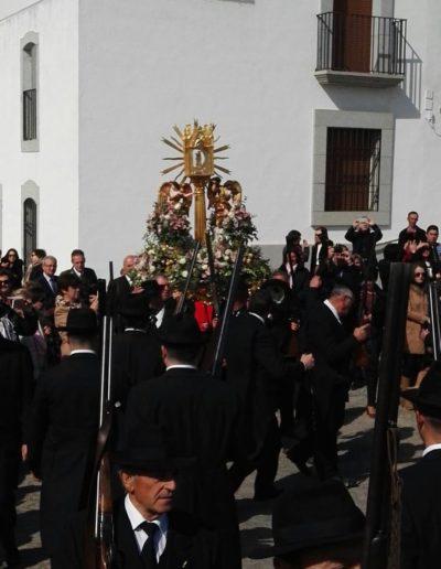 """Fiesta de la Patrona de Alcaracejos """"Ntra. Sra. de la Guía"""" 4"""