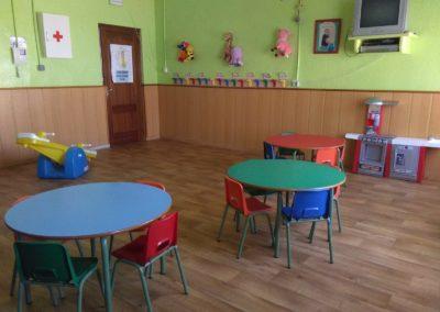 """Escuela Infantil """"Colorín Colorado"""" (Aula de 1 a 2 años)"""