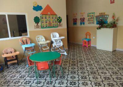 """Escuela Infantil """"Colorín Colorado"""" (Comedor)"""