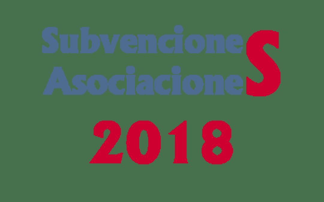Convocatoria Subvenciones a Asociaciones y Colectivos Culturales y Deportivos de Alcaracejos 2018 1