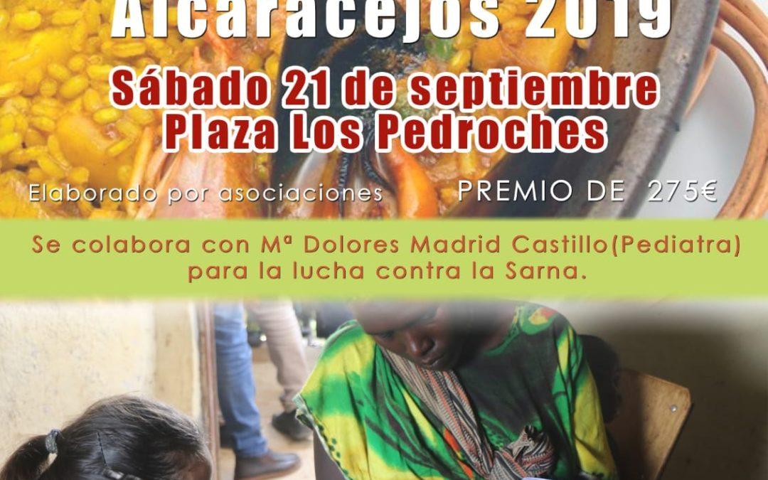 I Concurso Solidario de Arroces - Alcaracejos 2019