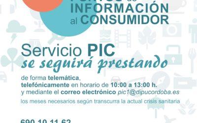 Convenio Colaboración para la protección y defensa de los derechos de las personas consumidoras a través de los Sistemas Alternativos de Resolución de Conflictos: Puntos de Información al Consumidor en la provincia 2020/2021