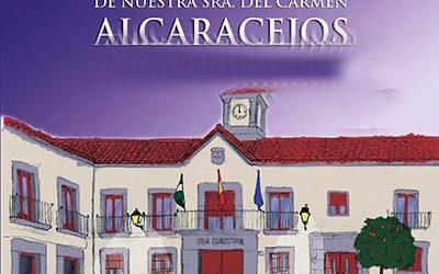 Bases para el Concurso del Cartel Portada del Libro Homenaje a la Feria de Alcaracejos 2020