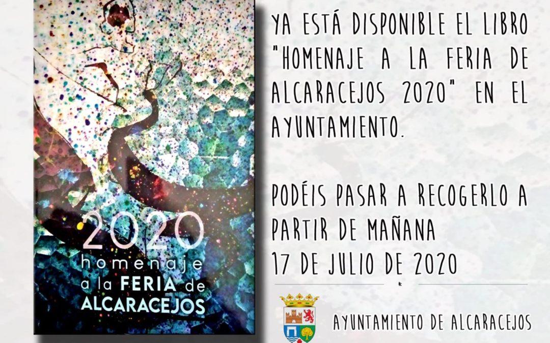 Libro «Homenaje a la Feria de Alcaracejos 2020»