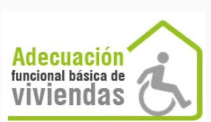 Subvenciones para adecuación funcional básica de viviendas