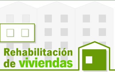 Abierto el plazo de las subvenciones para rehabilitación de viviendas en Andalucía