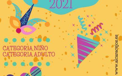 Bases de la Muestra Virtual de Disfraces de Carnaval 2021