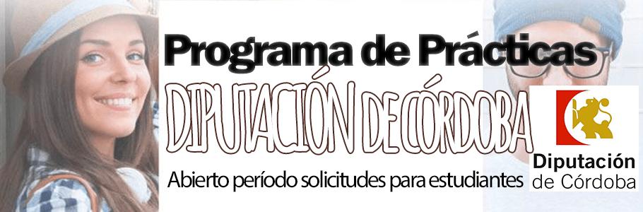 Programa de prácticas Académicas Externas UCO-Diputación de Córdoba 2020/2021