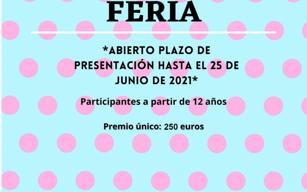 Bases del «Concurso Cartel de Feria» Alcaracejos 2021